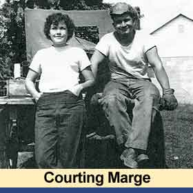 Courting